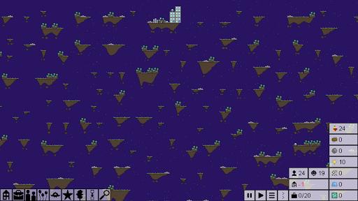 The Final Earth 2 - Sci-Fi City Builder 1.0.13 screenshots 13