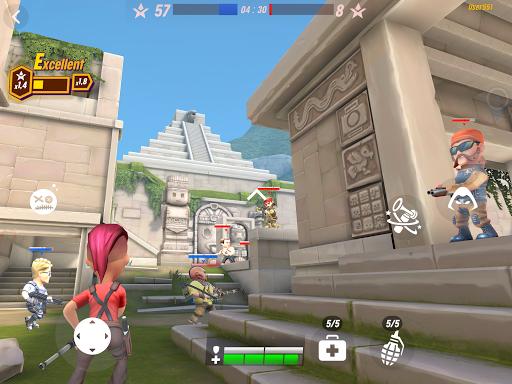 Trooper Shooter: Critical Assault FPS  screenshots 24