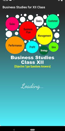 Business Studies XII Class MCQs  screenshots 8