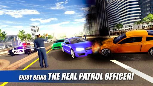 Patrol Police Job Simulator - Cop Games  screenshots 1