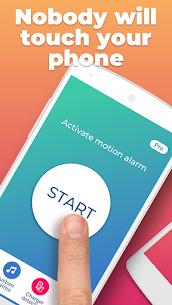 Don't Touch My Phone Pro v1.4.27 MOD APK – Anti-Theft phone alarm app 2