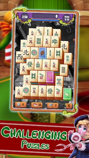 Christmas Mahjong Solitaire: Holiday Fun Apkfinish screenshots 12