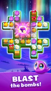 Link Pets: Match 3 puzzle game with animals Screenshot