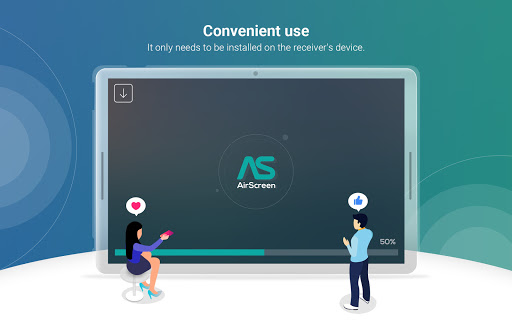 AirScreen - AirPlay & Cast & Miracast & DLNA apktram screenshots 19