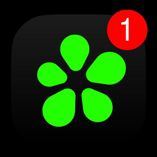 ICQ Мессенджер — Видеозвонки до 100 человек и чаты
