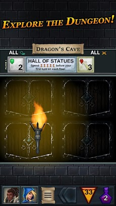 One Deck Dungeonのおすすめ画像1