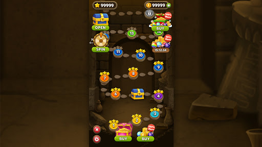 Bubble Pop Origin! Puzzle Game Apkfinish screenshots 16