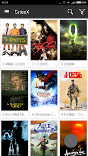 GrieeX – Movies & TV Shows Pro 1