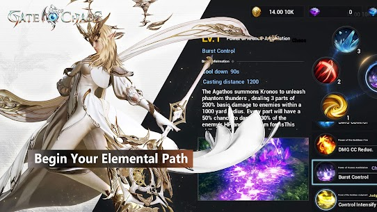 Gate of Chaos Full Apk İndir 3