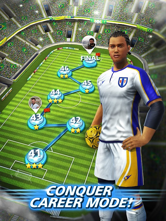 Football Strike - Multiplayer Soccer  poster 10
