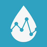 Diabetes:M - Management & Blood Sugar Tracker App  Icon