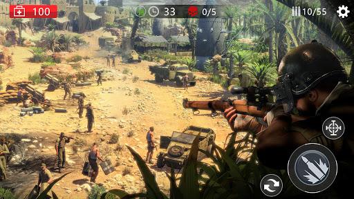 Sniper 3D Shooter- Free Gun Shooting Game 1.3.3 screenshots 4
