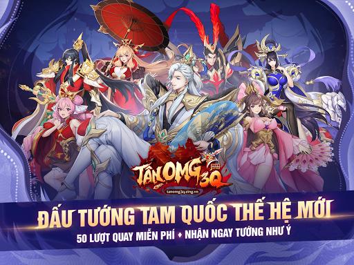 Tu00e2n OMG3Q VNG - u0110u1ea5u Tu01b0u1edbng Tam Quu1ed1c Thu1ebf Hu1ec7 Mu1edbi  screenshots 9
