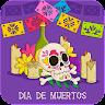 Día de Muertos Imágenes y Gifs app apk icon