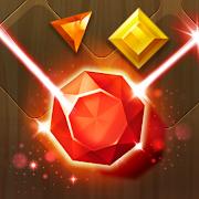 Jewel Match Puzzle: Mysterious Laser Block Quest
