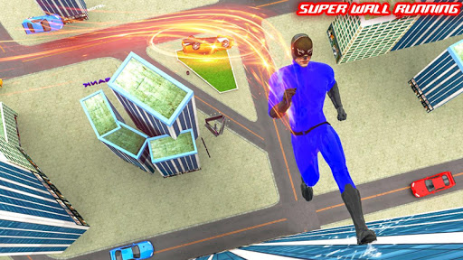 Light Speed hero: Crime Simulator: superhero games 3.4 Screenshots 4
