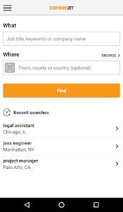 Jobs – Job Search – Careers – Mod + APK + Data UPDATED 1