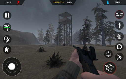 West Mafia Redemption: Gold Hunter FPS Shooter 3D screenshots 17