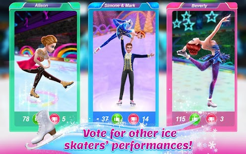 Ice Skating Ballerina - Dance Challenge Arena Screenshot