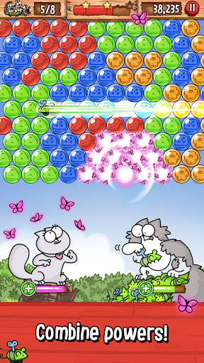 Simonu2019s Cat - Pop Time 1.26.4 screenshots 3