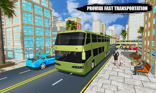 Offroad New Army Bus Game 2019 1.6 screenshots 7