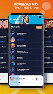 Music downloader – Music player 10