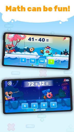 Fun Math: master math facts in cool game! 4.0.0 screenshots 4