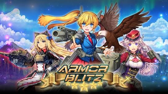 Armor Blitz MOD APK (Unlimited Coins) 1