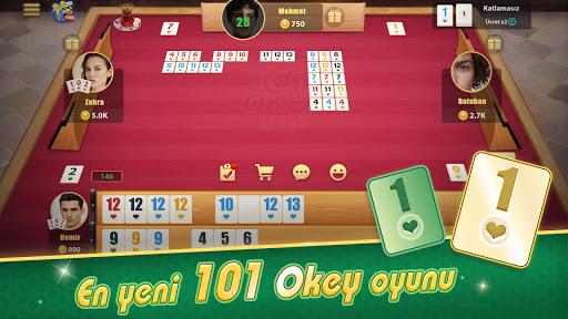 101 Okey VIP  screenshots 6