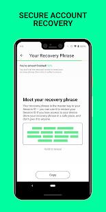 Session - Private Messenger Screenshot