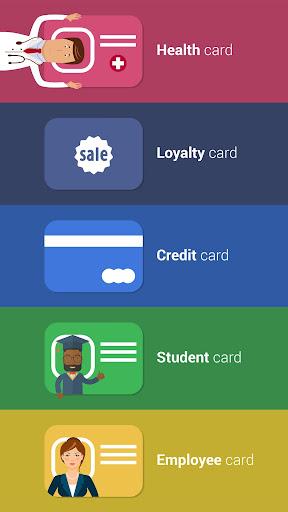 Cards - Mobile Wallet 2.20 screenshots 2