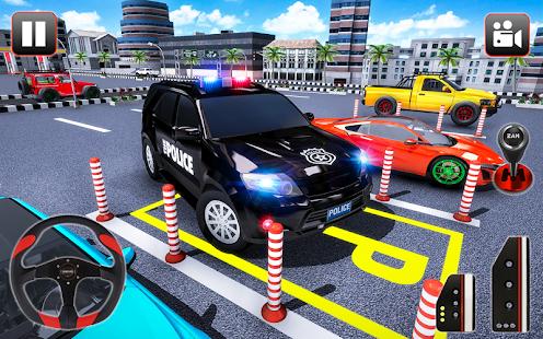 Police Parking Adventure Car Games 2021 3D 1.3 Screenshots 14