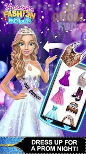 ハンナのファッションワールド-ドレスアップ&メイクアップサロン