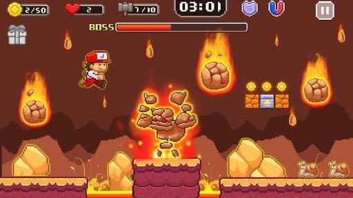 Super Jim Jump - pixel 3d 3.6.5026 screenshots 7