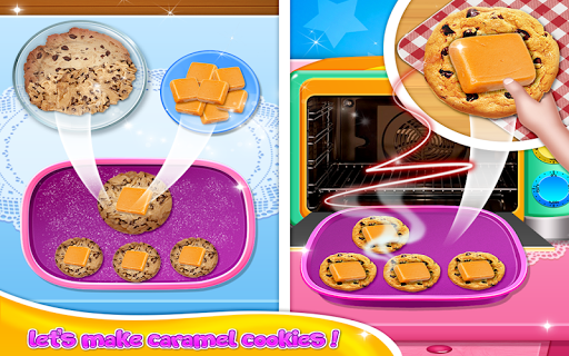 Choco  Snacks Party - Dessert Cooking Game  screenshots 3
