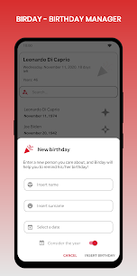 Birday – Birthday Manager 4