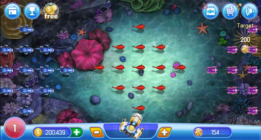 Fish Shooter - Funny fish shooter Apkfinish screenshots 6