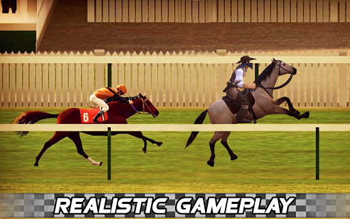 Derby horse Riding Finish Quest Race Jump 1.0 screenshots 4