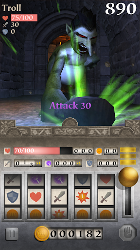 dungeon slots screenshot 1