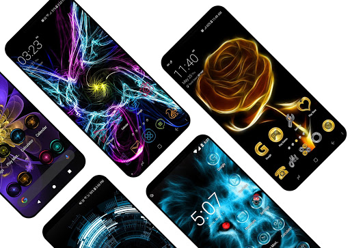 Launcher for Android u2122 v1.4.6 Screenshots 3