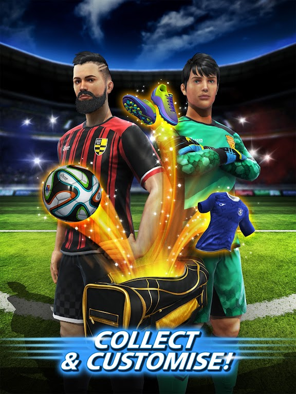 Football Strike - Multiplayer Soccer  poster 9