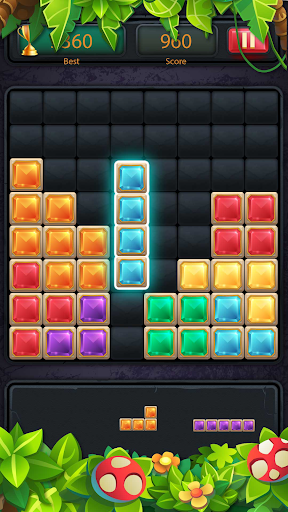 1010 Block Puzzle Game Classic modiapk screenshots 1