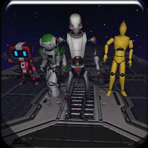 Robot Runner 3d