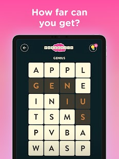 WordBrain - Free classic word puzzle game Screenshot