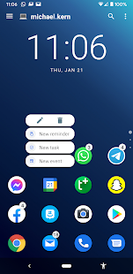 Lucid Launcher Pro Screenshot