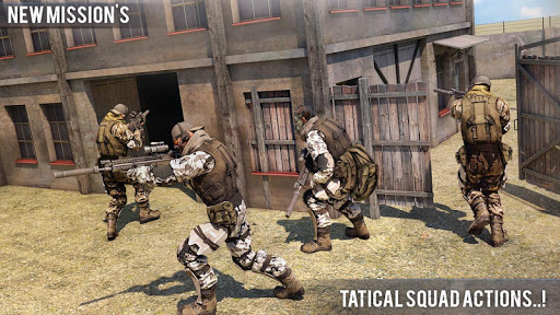 New Commando Shooter Arena: New Games 2020  screenshots 16