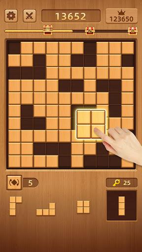 WoodCube: Block Puzzle Game  screenshots 3