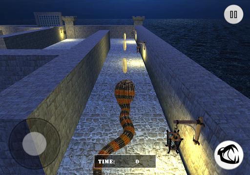 Real Anaconda Snake Maze Run 2021  screenshots 11