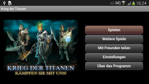 Krieg der Titanen 6.6.1 screenshots 9
