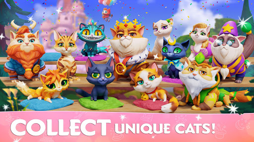 Cats & Magic: Dream Kingdom  screenshots 1
